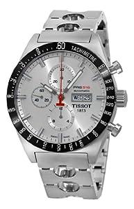 天梭Tissot T0446142103100 T-Sport Tachymeter 自动机械多功能运动男表$1,176.09