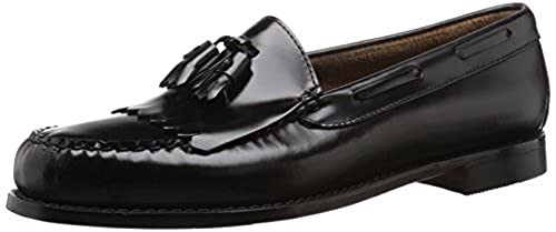 08. Bass Men's Layton Kiltie Tassel Loafer