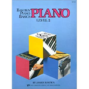 1 adult bastien book piano