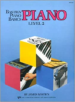 WP202 - Bastien Piano Basics - Piano - Level 2: James