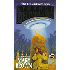 Strange Deliverance by Mary Brown