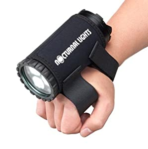 Universal LED Dive Light Torch Hand Mount 1.75-2