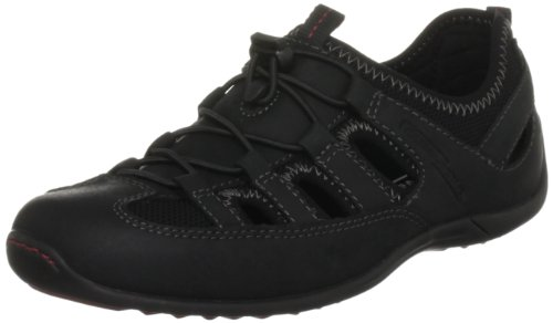 Camel Active Women's Karina Black Comfort Lace Ups 768.11.01 7.5 UK, 41 EU, 10 US