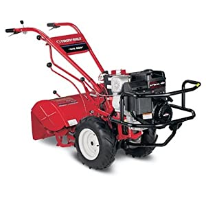 Troy bilt big red tiller