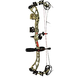 PSE Bow Madness 3G Compound Bow Ready - to - Shoot Package by PSE