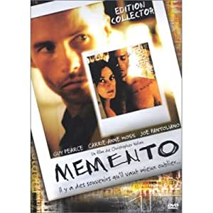 Memento [Édition Collector]