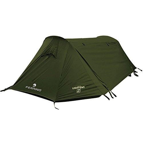 Ferrino Lightent 2 Tenda Lite, Verde, 2 posti