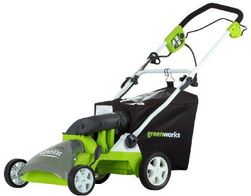 Lawn Vacuum And Leaf Vacuum Use Benifits Types