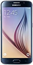 Samsung Galaxy S6 Smartphone (5.1 Zoll Touch-Display, 32 GB Speicher, Android 5.0) schwarz