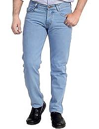 Karya Men Light Blue Slim Fit Jeans