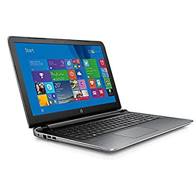 HP 15-AB029TX 15.6-inch Laptop (Core i5-5200U/4GB/1TB/Win 8.1/2GB Graphics), Natural Silver