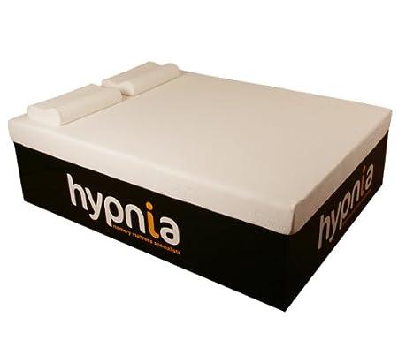 hypnia® Visco Matratze 90x200 RG75 20cm hoch. Viscoelastische Kaltschaummatratze mit Memoryeffekt.