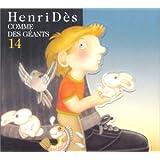 Henri Dès Vol. 14 - Comme des géants - Digipack