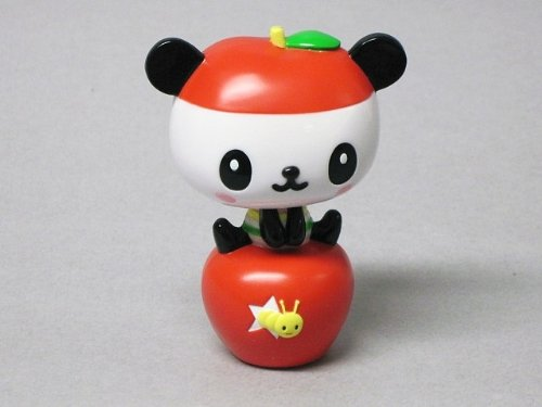 Picture of Pandapple Bobble Head 3 in. (Bobble Head Figures)