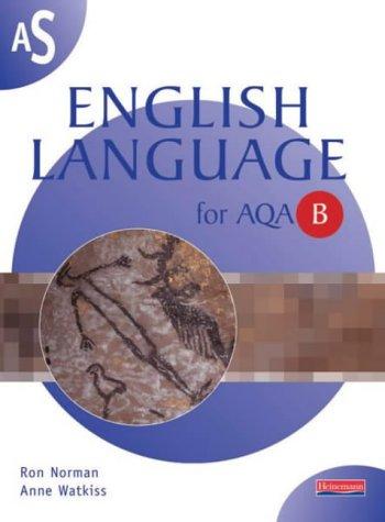 Aqa as english language b coursework