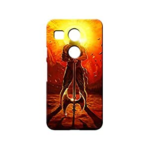 G-STAR Designer 3D Printed Back case cover for LG Nexus 5X - G1976
