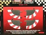 Acquista Carrera 20020598 - 4 Curve larghe