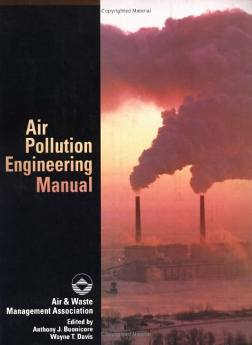 Air, Pollution Engineering Manual