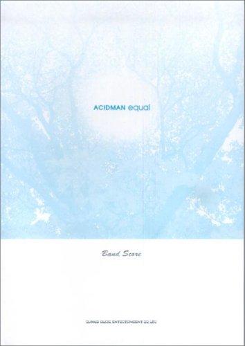 バンドスコア ACIDMAN/equal (バンド・スコア)