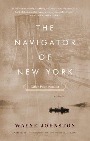Navigator of New York, WAYNE JOHNSTON