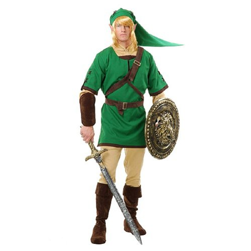 Elf Warrior Costume 02539
