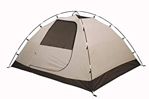 Buy Browning Camping Greystone 4-Person Tent (7-Feet 6-Inch x 8-Feet 6-Inch) by Browning Camping