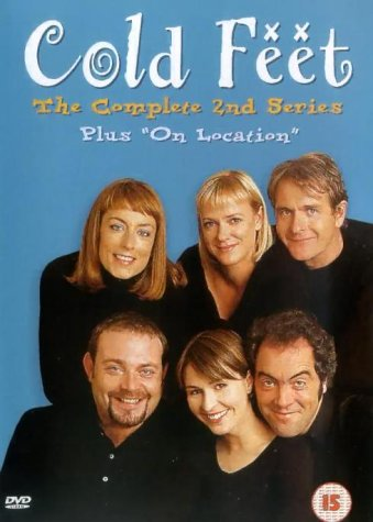 Cold Feet - Complete 2nd Series [DVD] [1997]