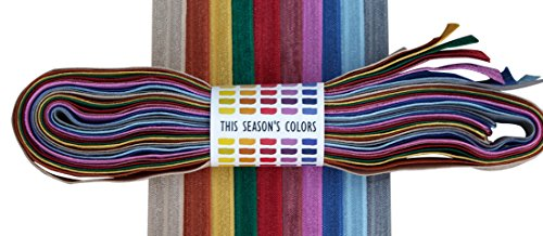 this-seasons-colors-fall-fold-over-elastic-foe-10-yards-1-yard-of-each-color-fall-winter-2017