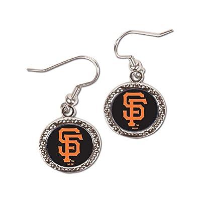 MLB San Francisco Giants Round Earrings, Large, Multi