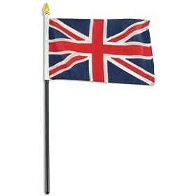 United Kingdom - Great Britain - Flag 4 x 6 inch
