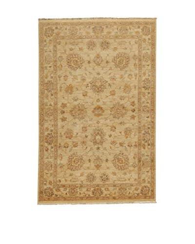 Design By Gemeenschap Loomier tapijt Ozbeki Ziegler Een modder bruin 117 x 182 cm