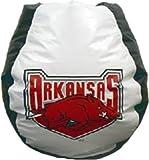 Bean Bag - Arkansas - Red / White