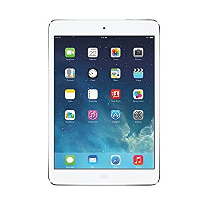 "Apple FD521LL/A 9.7"" iPad 4 4G, 64 GB Unlocked Refurbished Tablet"