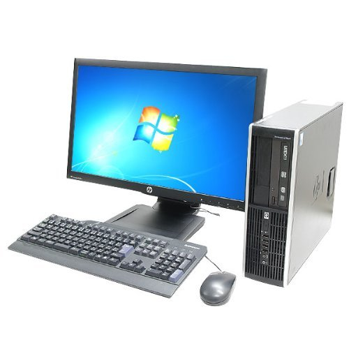 中古 デスクトップパソコン【液晶セット】【Windows7 搭載】【Core2Duo搭載】【メモリー4096MB搭載】【ハードディスク250GB搭載】【DVDマルチ搭載】 HP 6000pro (122073)