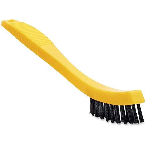 1 ^^ ^ Rubbermaid Commercial Tile / Grout Cleaning Brush - RCP9B5600BK (Grout Sponge Wringer compare prices)