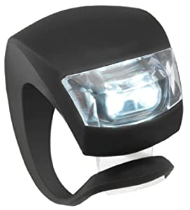 Knog Beetle 2-LED Bicycle Light (Headlight, Black)