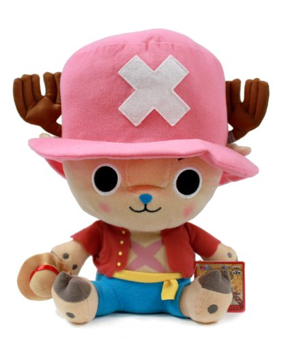 One Piece Chopper DX Plush 11″ Luffy Oufit image