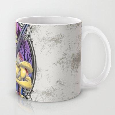 Society6 - Zombie Beauty And The Beast Coffee Mug By Liquidsugar