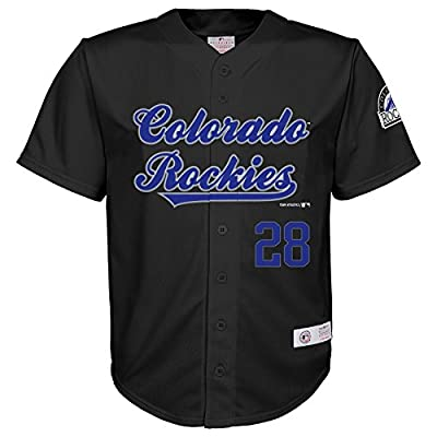MLB Youth Boys 8-20 Player Fashion Jersey