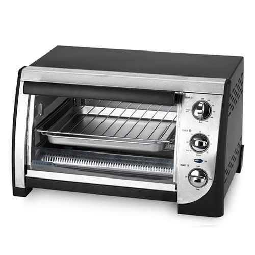 Black And Decker Countertop Convection Oven Parts : : Breakfast, lunch, dinner or snacks, this versatile toaster oven ...