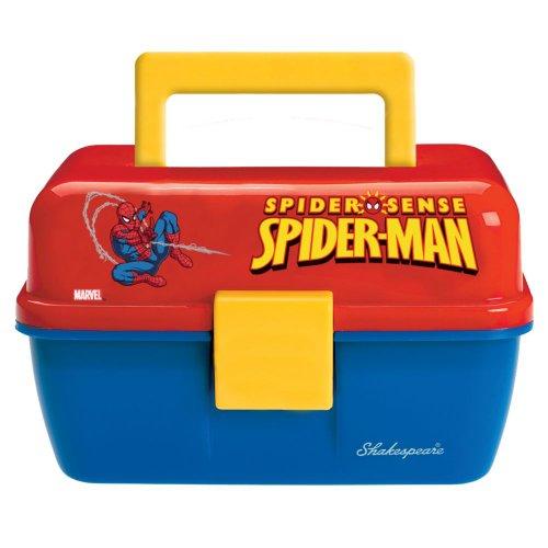 Shakespeare  Spiderman Play Box Combo