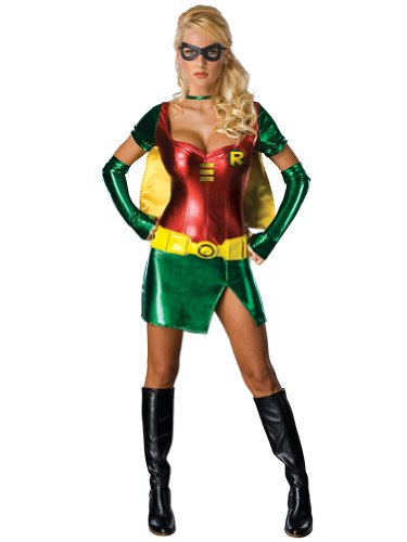 Batmans Robin Costume Sexy Superhero Costume Sidekick Dynamic Duo Movie Costumes