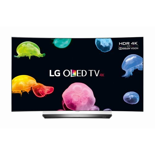 "LG 55C6V 55"" 4K Ultra HD 3D Smart TV Wi-Fi LED TV - LED TVs (2.0a, 4K Ultra HD, IEEE 802.11ac, OLED, Web OS, B)"