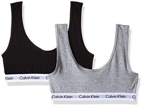 calvin-klein-big-girls-2-pack-crop-bra-with-logo-elastic-grey-medium-8-10