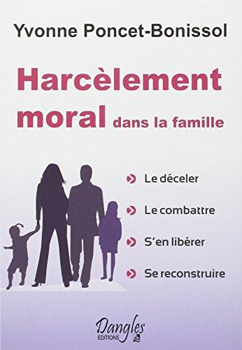 Harcélement moral dans la famille