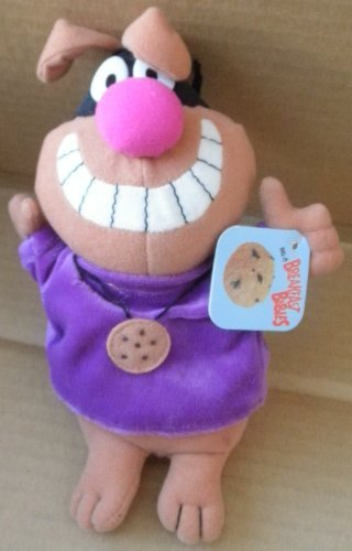 Breakfast Babies Cookie Crisps Hound Stuffed Animal Plush Toy