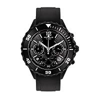 [ケイエブロス] K&Bros 腕時計 Men's C-901 Ceramic Chrono Watch 日本製クォーツ 9174-1 メンズ [高級セーム革セット]【並行輸入品】