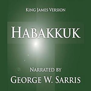 The Holy Bible - KJV: Habakkuk Audiobook