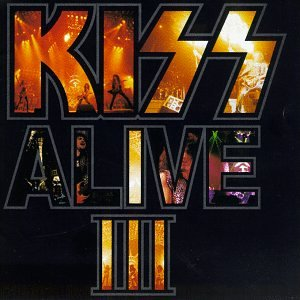 Alive 3 by Kiss
