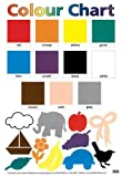 Colour Chart (Laminated posters)